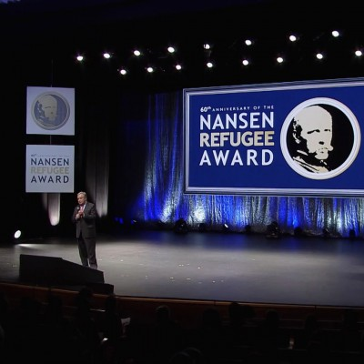UNHCR's Nansen Refugee Award Ceremony 2014