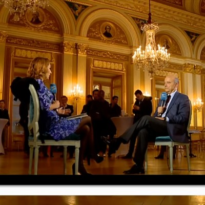 France 24 - Alain Juppé