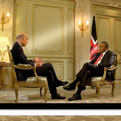 France 24 - Uhuru Kenyatta