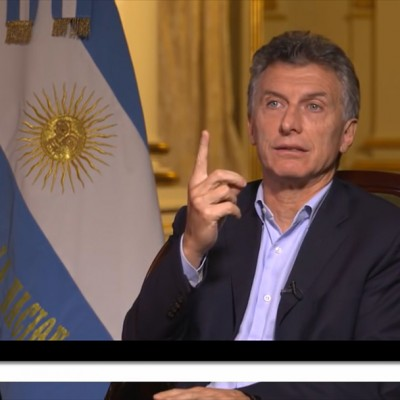 France 24 - Mauricios Macris