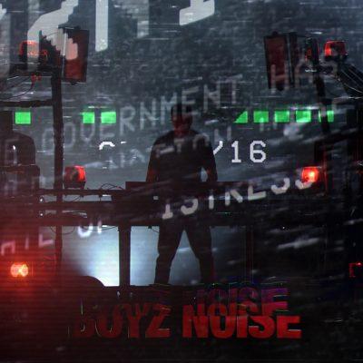 Boys Noize - Live