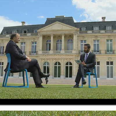 France 24 Interview with India's Finance and Defence Ministe