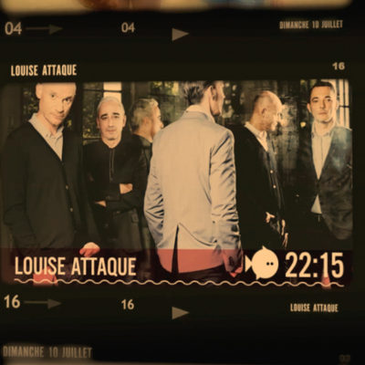 Louise Attaque - Musilac 2016